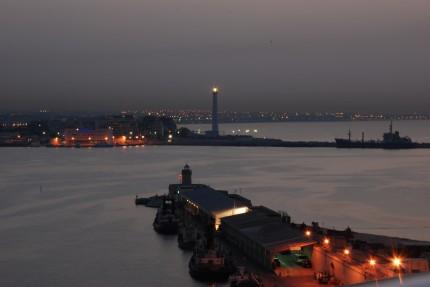 Bari-porto_serale