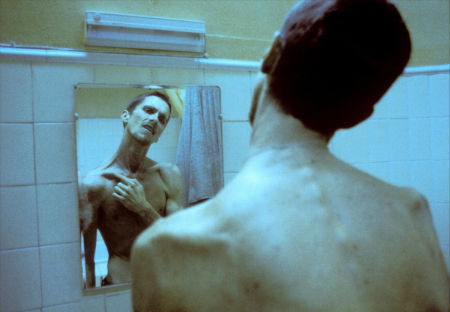 christian bale in 'the machinist'