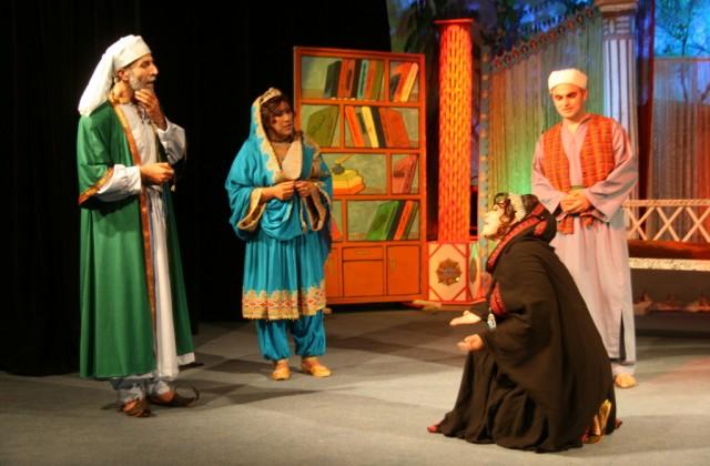 Firdousi al Teatro nazionale di Kabul