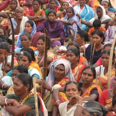 lalgarh-adivasi-women-bengal