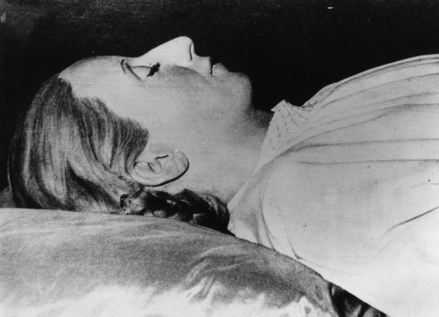 Embalmed Evita