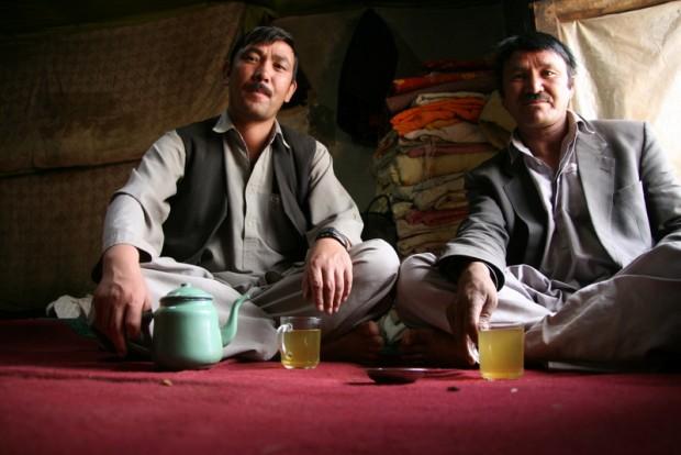 chaikhana, sala da tè