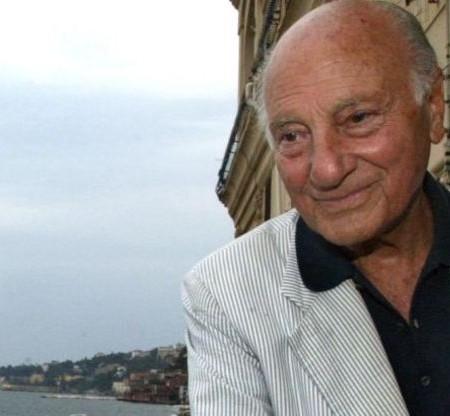 2-Raffaele La Capria a Palazzo donn'Anna