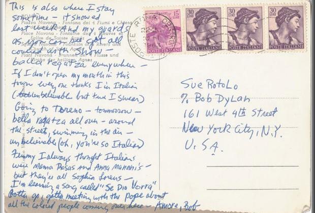 Dylan_Suze_Rotolo_Postcard