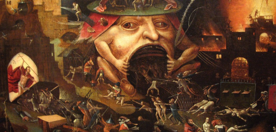 Hieronymus-Bosch-A-Violent-Forcing-Of-The-Frog