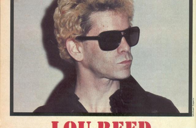 Lou Reed Creem