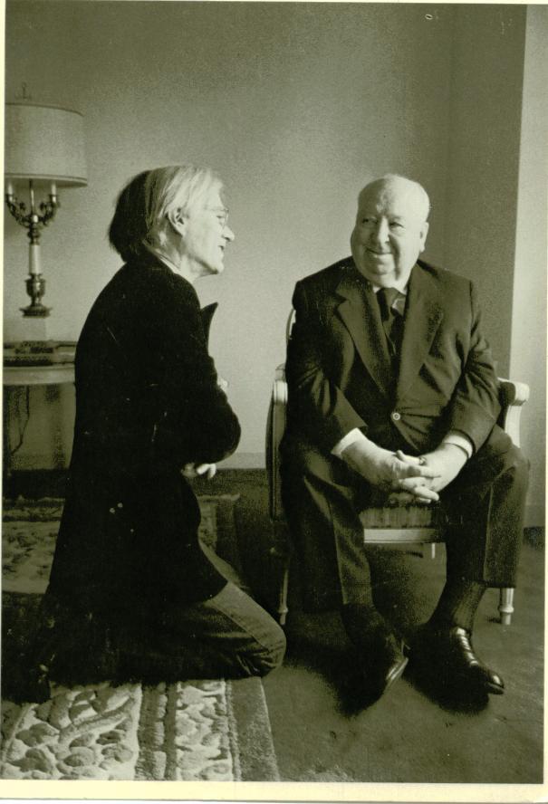 Warhol-Hitchcock