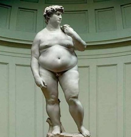 David_di_Michelangelo_grasso