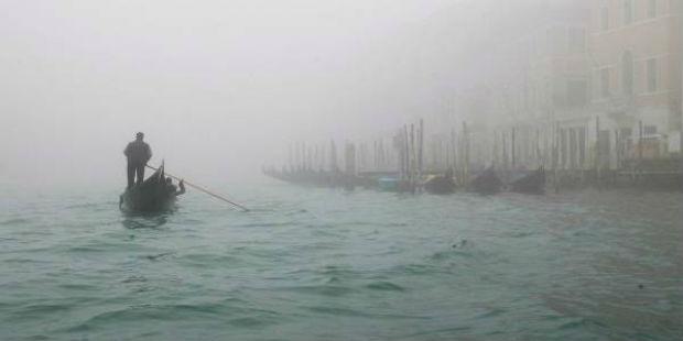 venezia-con-la-nebbia