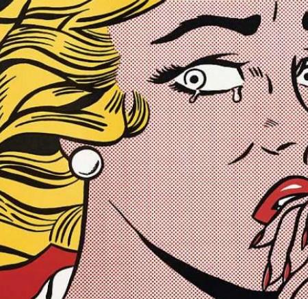 roy-lichtenstein-pop-prints-crying-girl
