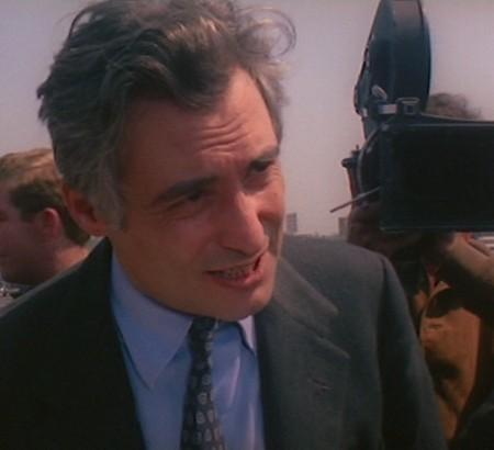 """Cesare Garboli in """"Teorema"""" di Pier Paolo Pasolini"""