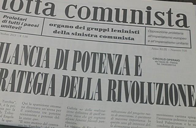 lotta-comunista