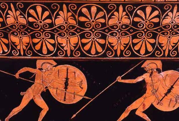 Vaso-greco-con-rappresentazione-dellIliade