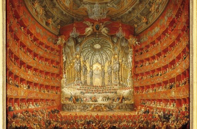 festa-musicale-per-le-nozze-del-delfino-di-francia-pittura-di-gp-panini-il-teatro-argentina-di-roma