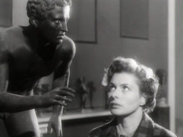 1_Ingrid Bergman in Viaggio in Italia (Roberto Rossellini 1953)