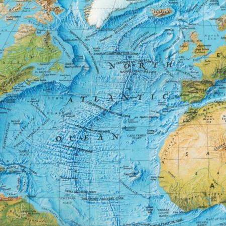 Dorsale-atlantica