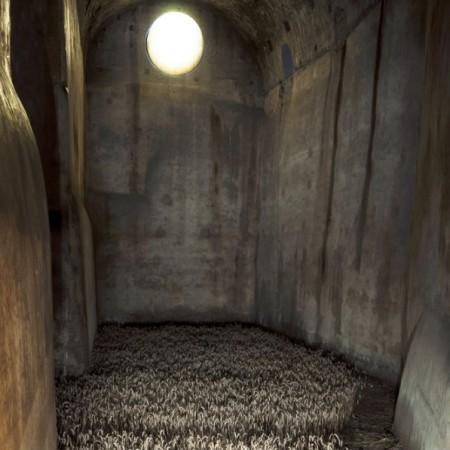 Gian Maria Tosatti My dreams they'll never surrender (2014) Castel Sant'Elmo Napoli_veduta dell'installazione