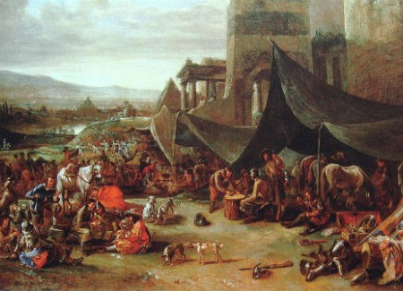 Sack_of_Rome_of_1527_by_Johannes_Lingelbach_17th_century