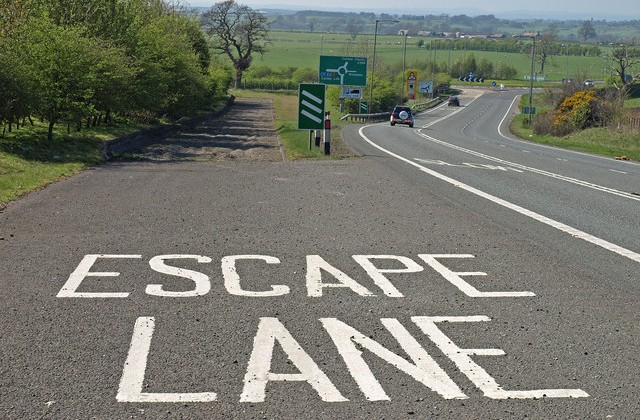 escape-lane