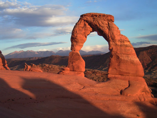 Delicate_arch_sunset