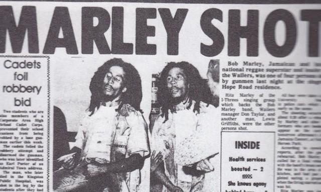 marley shot