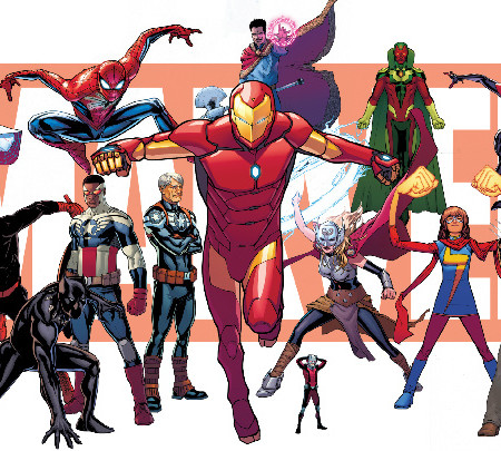 marvel group
