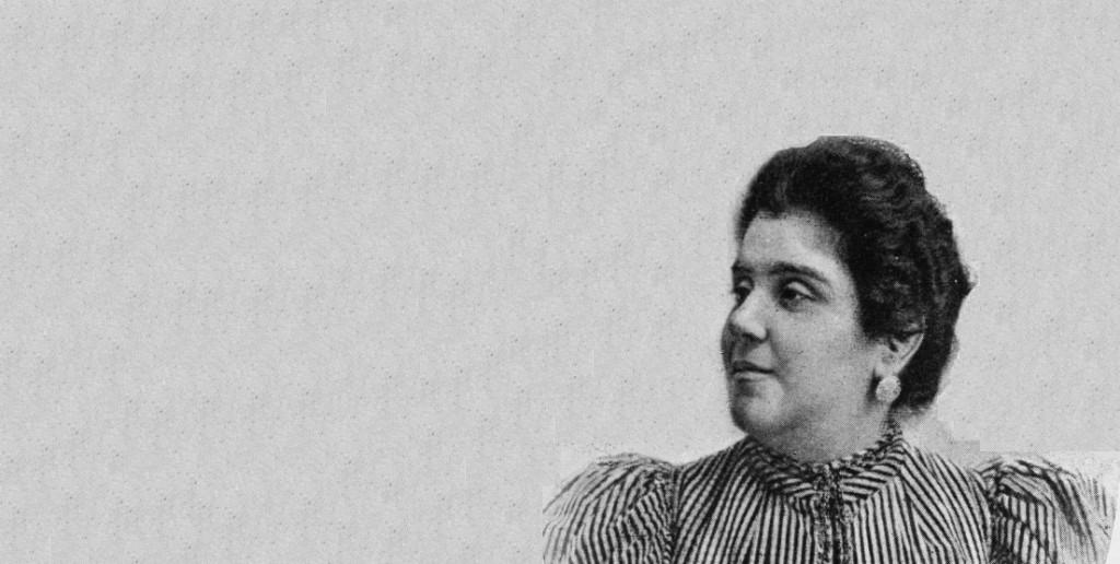 1901 Matilde Serao 744037/37 ©Archivio Publifoto/Olycom