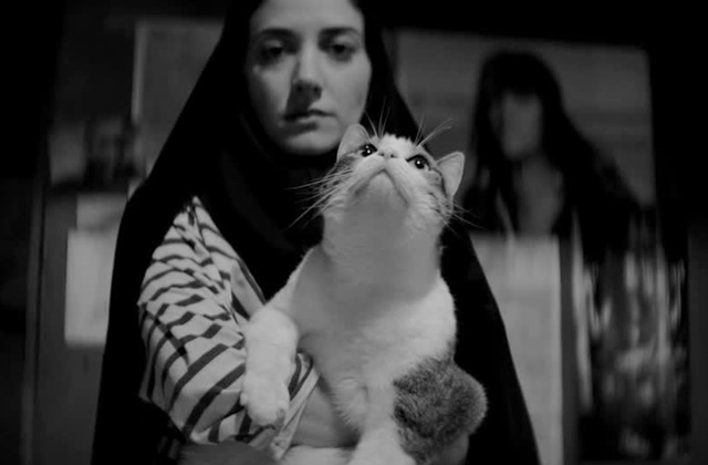 Risultati immagini per a girl walks home alone at night