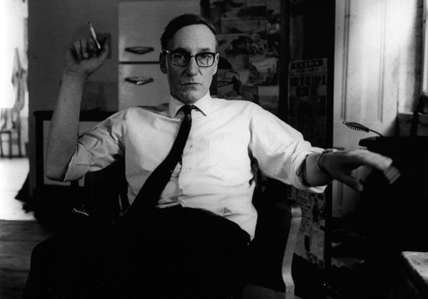 Essere William Burroughs