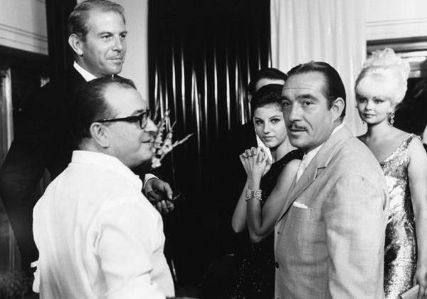 Hollywood sul Tevere di Giuseppe Sansonna: un estratto