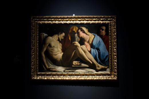 Compianto sul Cristo morto Bononi