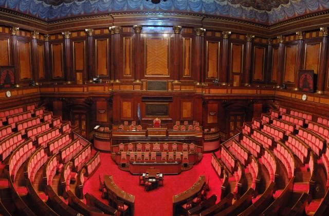 parlamento-vuoto