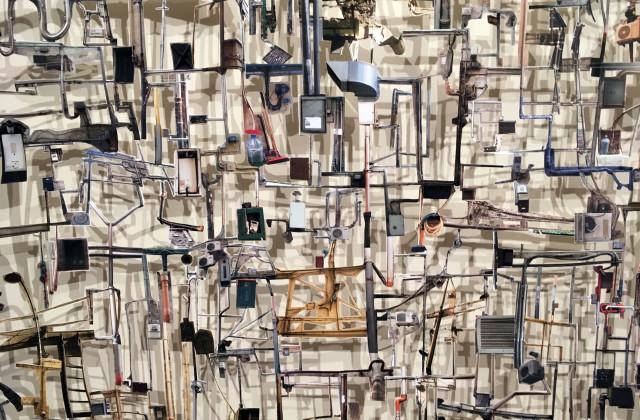 Eugenio Tibaldi, Questione d'appartenenza 03 (2015), dettaglio_courtesy l'artista e Galleria Umberto Di Marino, Napoli