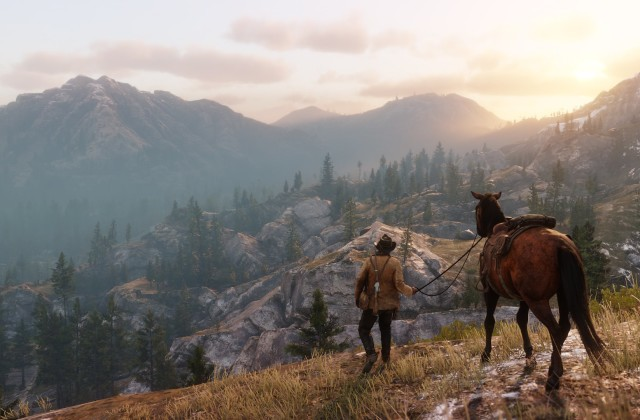 red dead redemption 2 anteprima