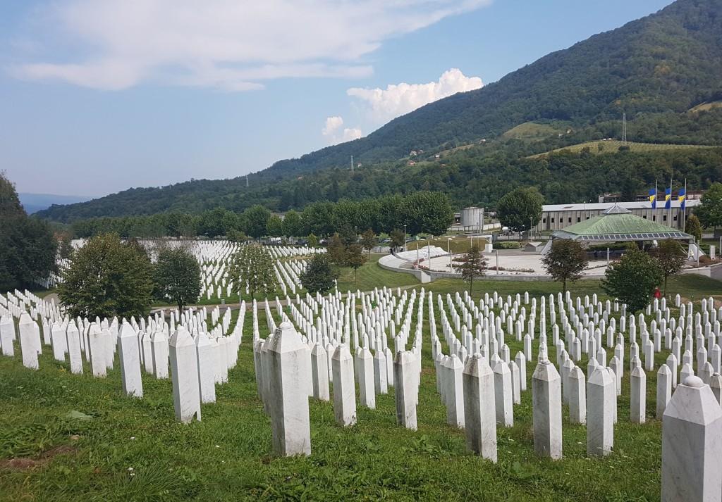 Memoriale Potočari 1