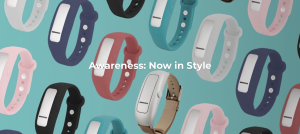 4 Keen bracelet - awareness now in style