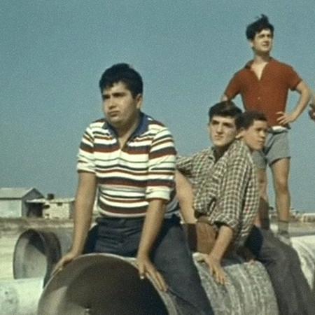 Giovanni Cecchinato, Quattro volte Brindisi, Gruppo Cinema Montecatini, 1964