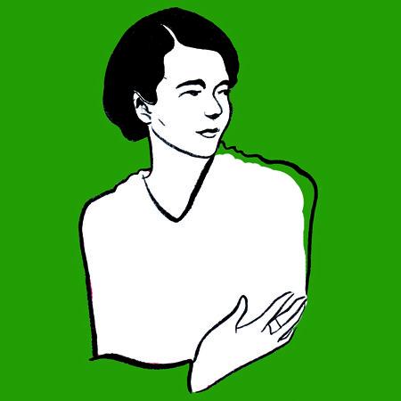 Marguerite Yourcenar Ritratto in Verde_Bianca Moretti_650x450 300dpi