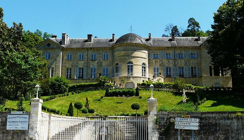 Escoire_château