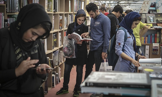 teheran - La nuova letteratura iraniana